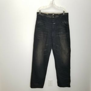 Vintage Marithe Girbaud Jeans Baggy Distressed